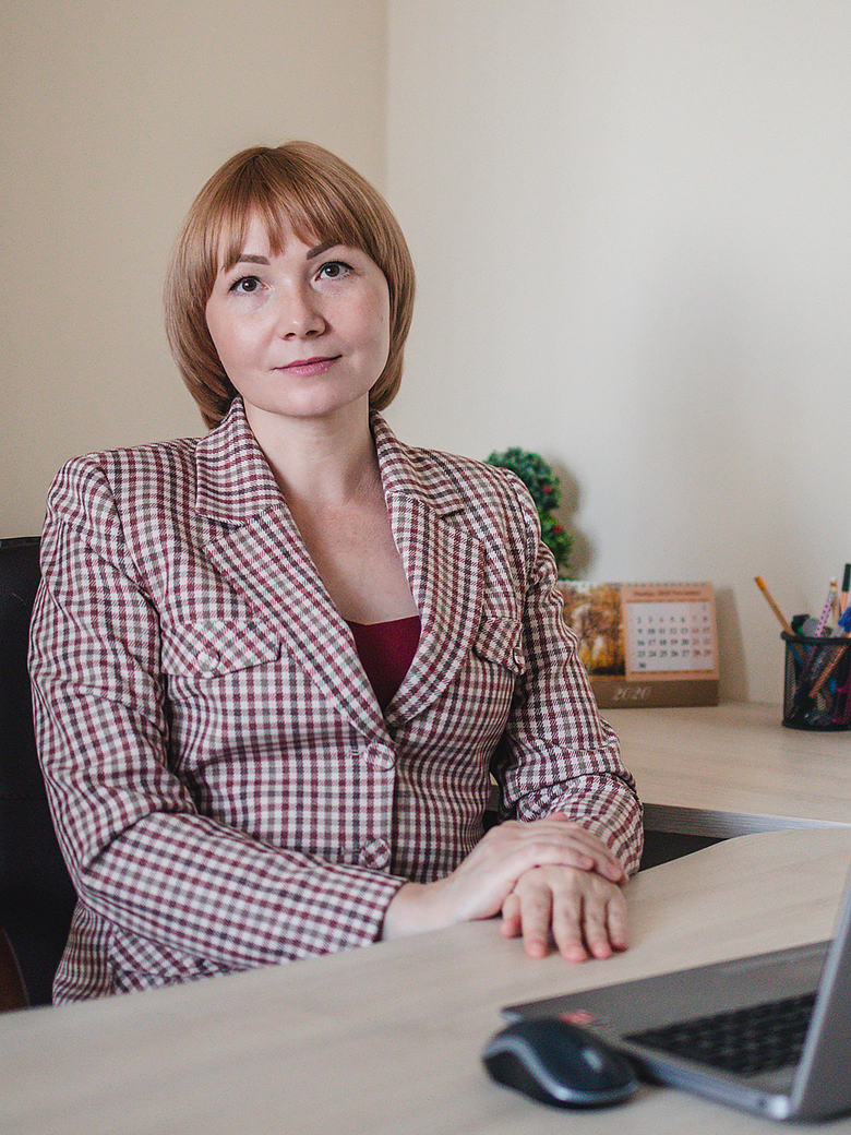 Елена Кольцова